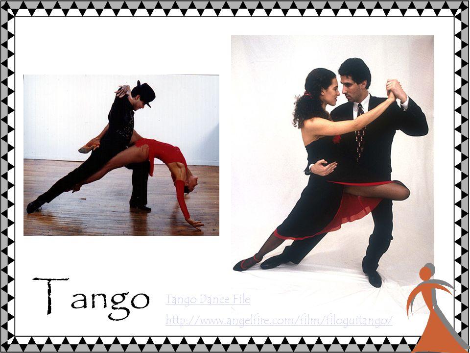 Tango Tango Dance File http://www.angelfire.com/film/filoguitango/