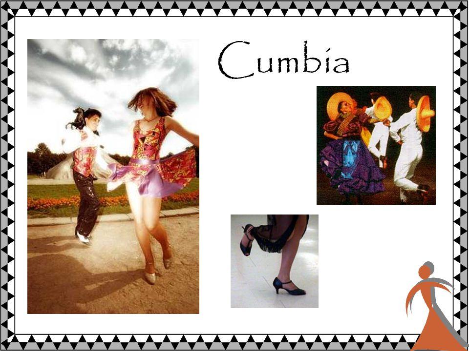 RUMBA: The Rumba was originally a marriage dance.