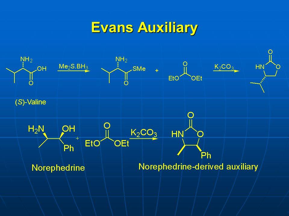 Evans Auxiliary (S)-Valine