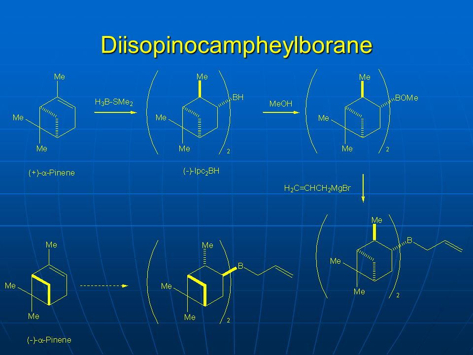 Diisopinocampheylborane