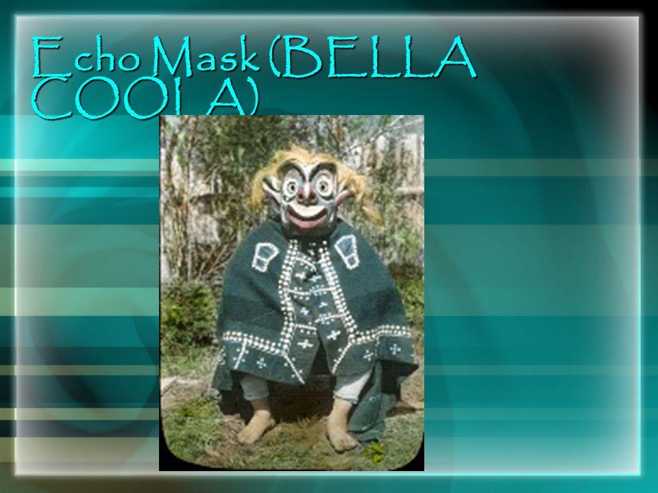 Echo Mask (BELLA COOLA)