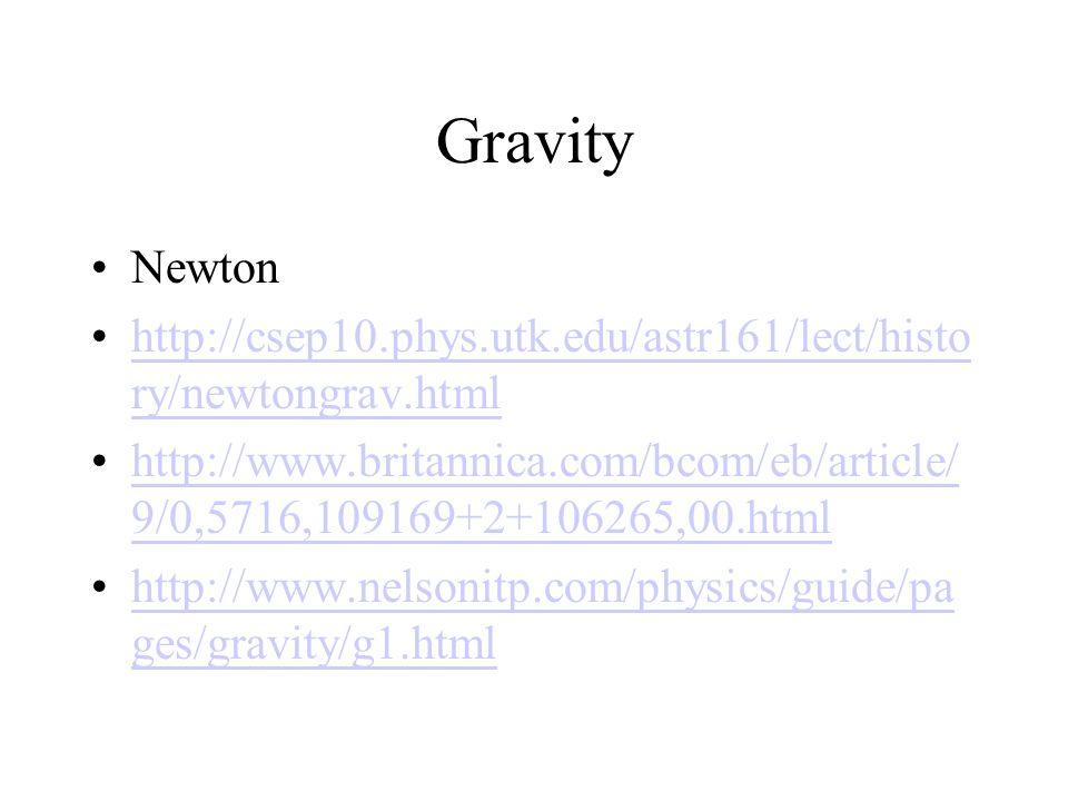 Chapter 4 Gravitation Physics Beyond 2000