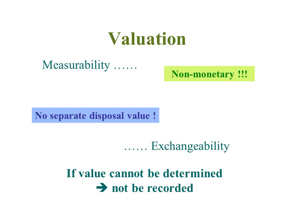 Subjective Value . True Economic Value . Cost . Amortization .