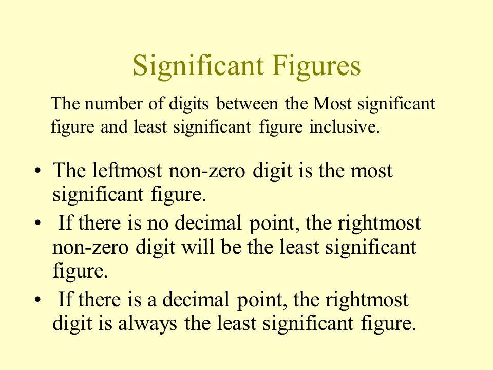 Standard Prefixes Use prefixes for large and small numbers Table 1-3 Commonly used prefixes – giga, mega, kilo – centi, milli, micro, nana, pico