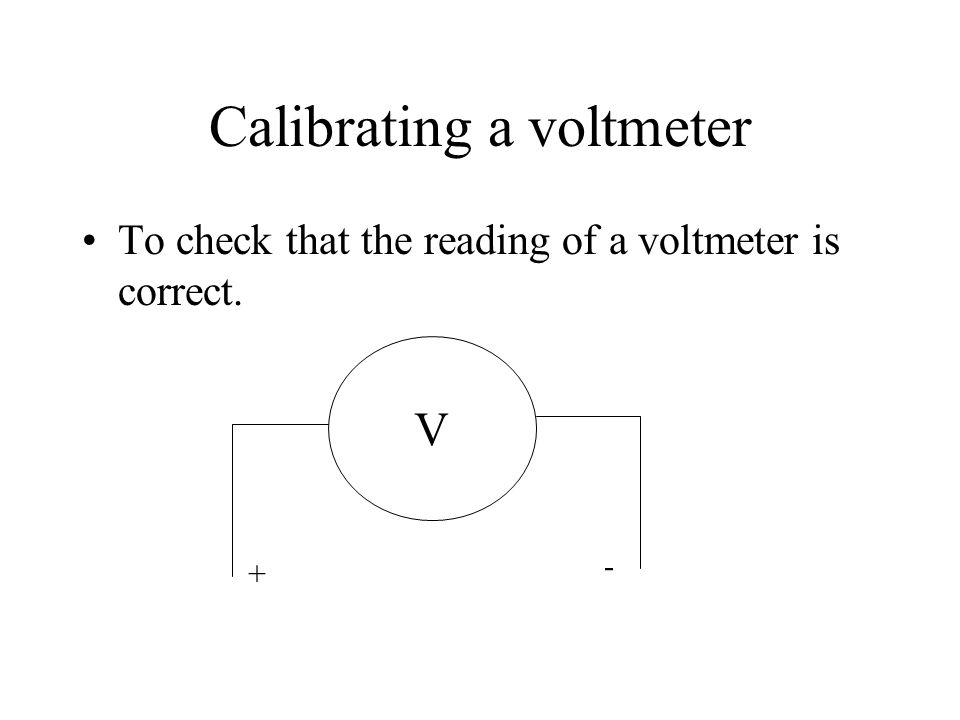 Example 11 First find the voltage per unit length. The terminal voltage V is the voltage across the cell with current flowing. The e.m.f. is the volta