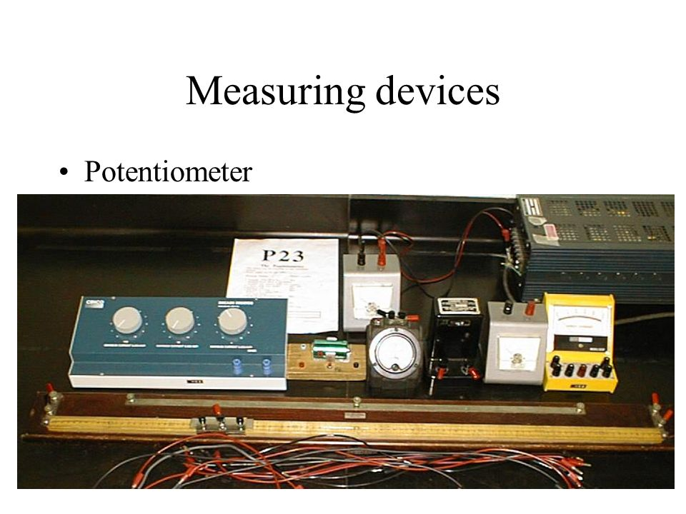 Example 7 The galvanometer shows no reflection No current flows between B and D The potentials at B and D are equal