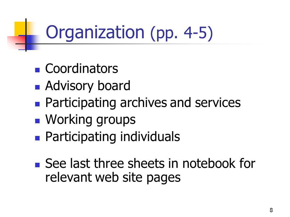 8 Organization (pp.