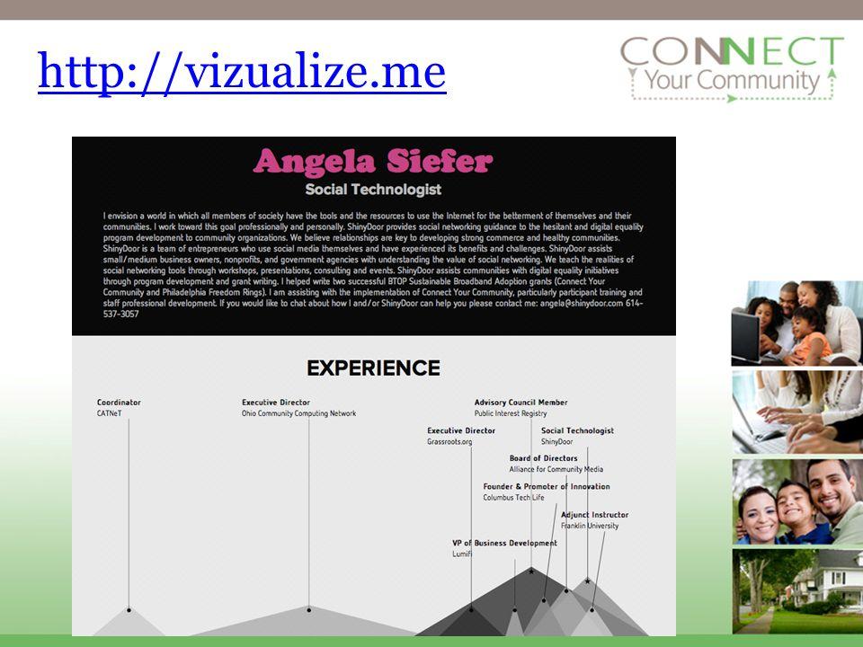 http://vizualize.me