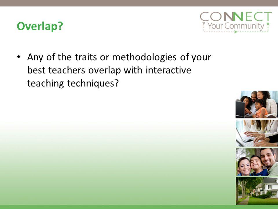 Be Prepared Practice teach the module before you teach an actual class.