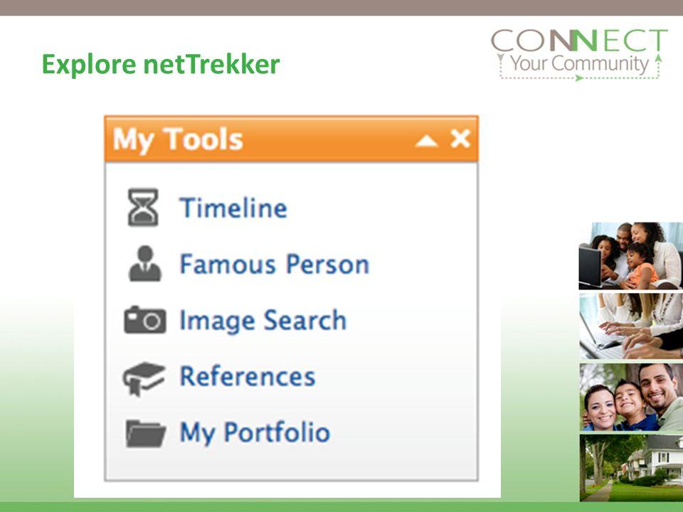 Explore netTrekker