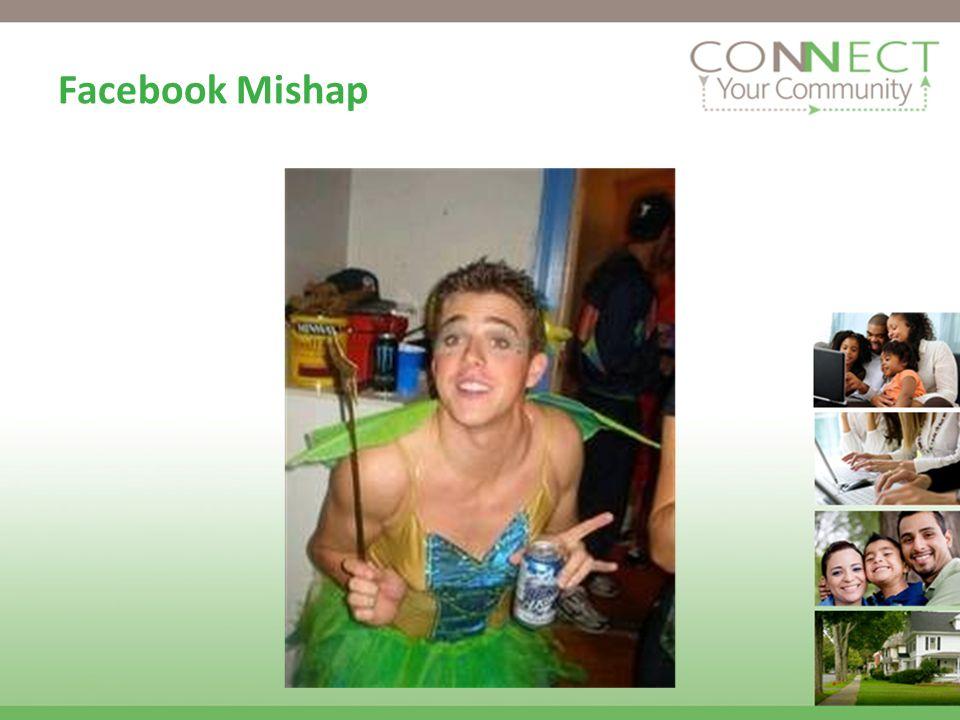 Facebook Mishap