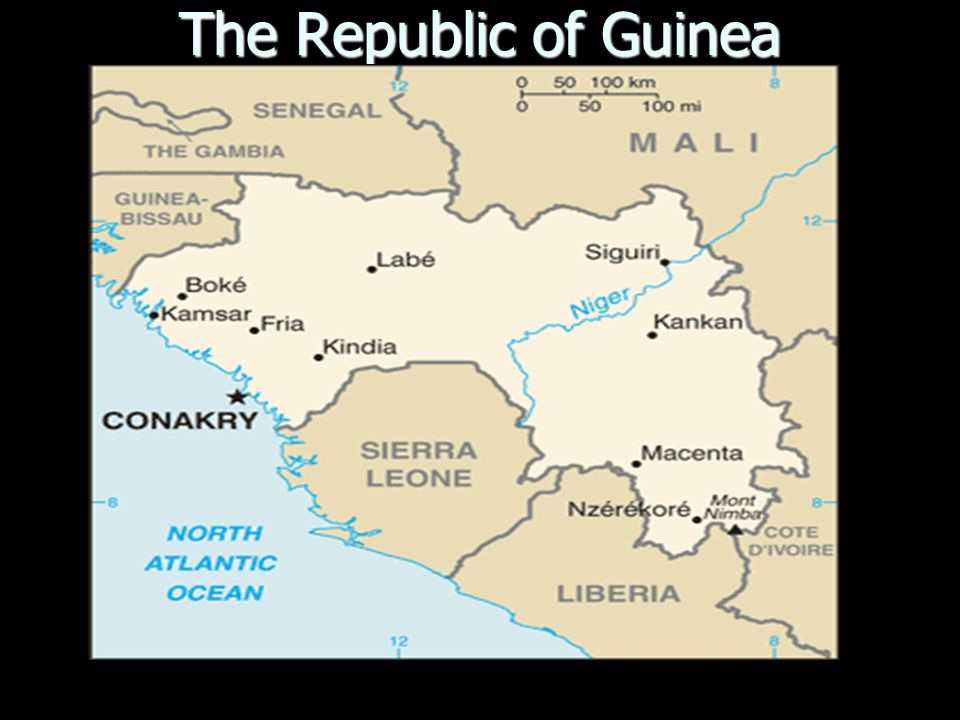 The Republic of Guinea