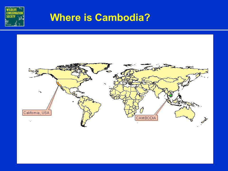 Presentation Outline Protected Area in Cambodia Protected Area Management in Cambodia What is MIST-GIS? How can MIST help in Protected Area Management