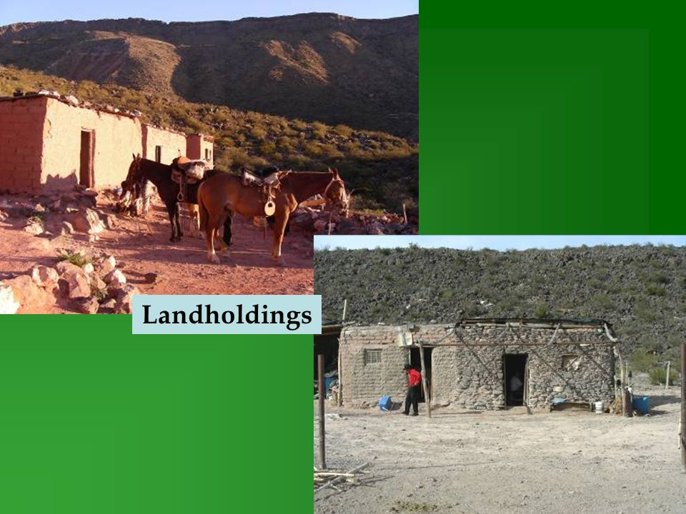 Landholdings
