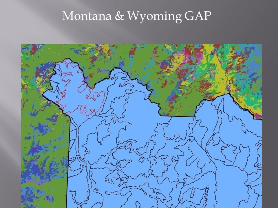 Montana & Wyoming GAP