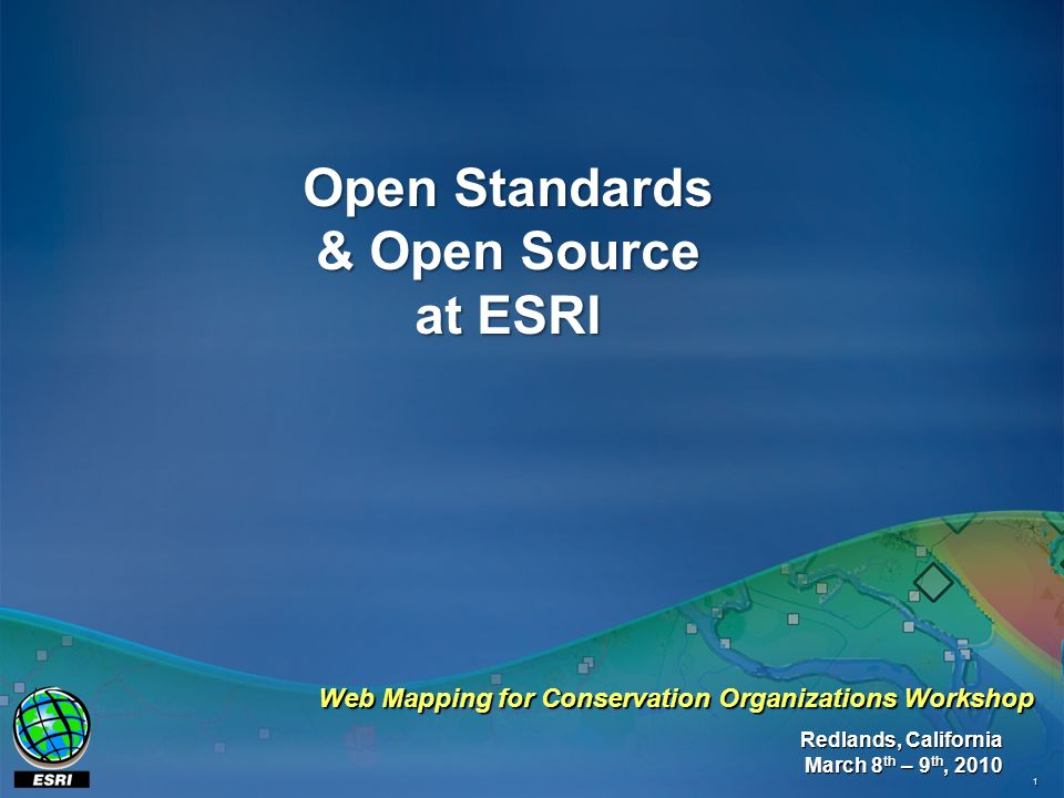 Open Standards Defined … 2 Source: