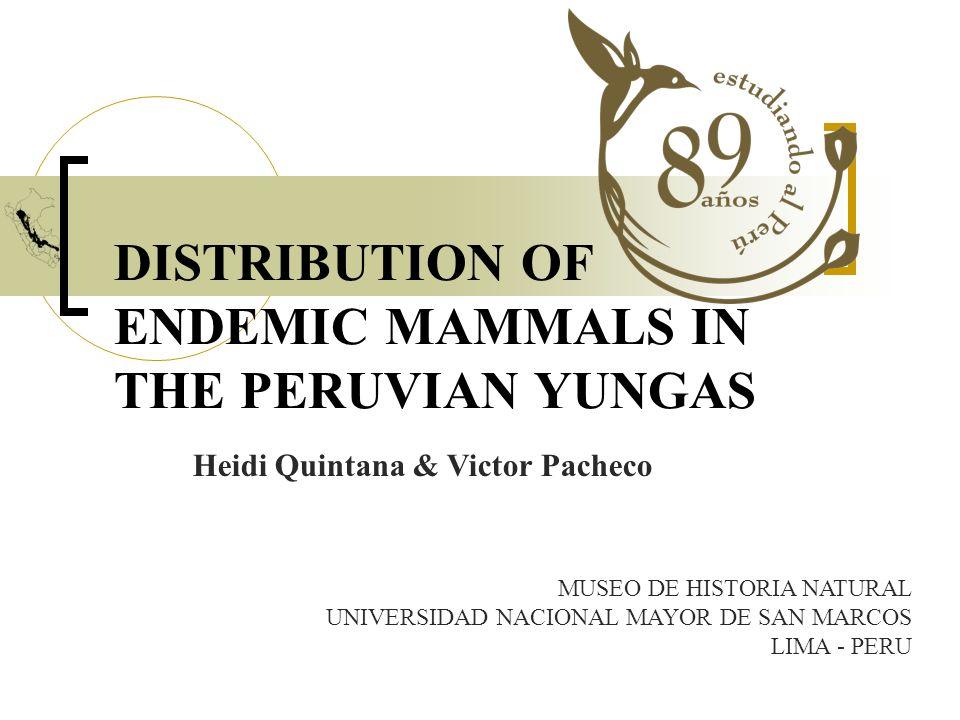 PERU The territory of Peru covers 1,285,256 km².