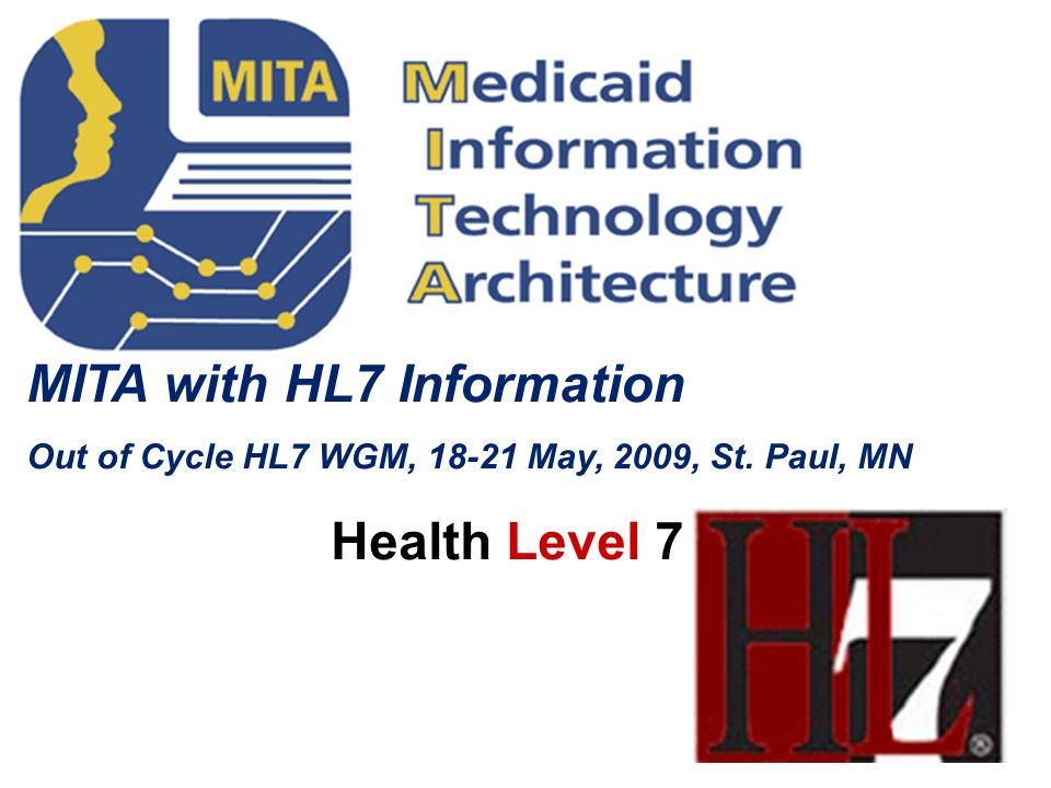 62 Example of HL7 to MITA Messaging