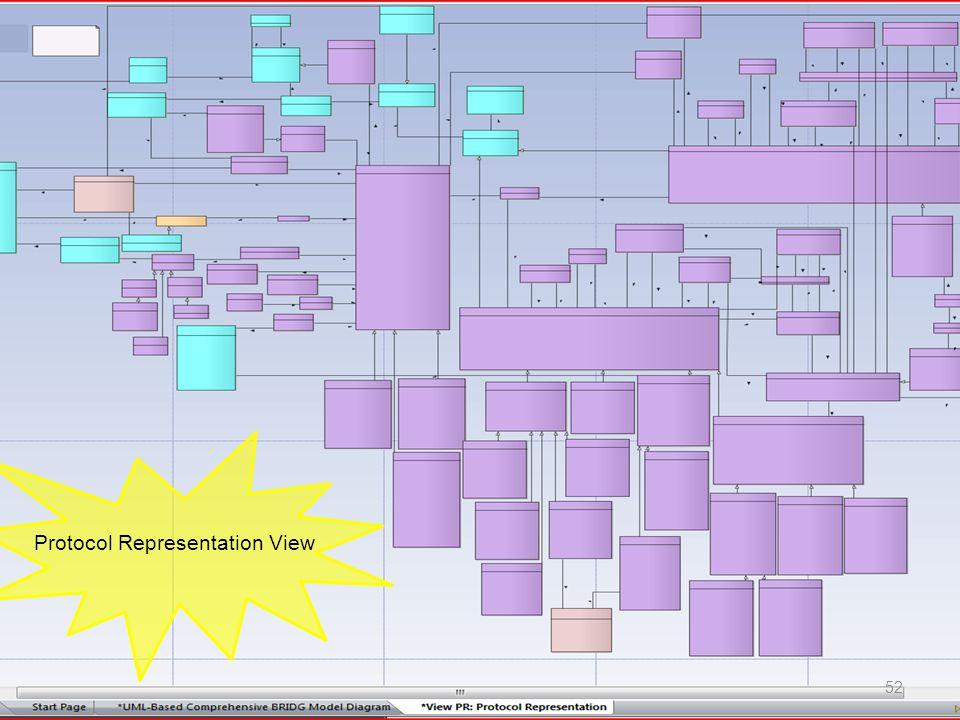 52 Protocol Representation View