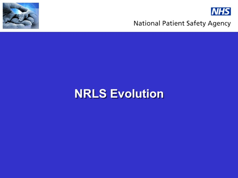 NRLS Evolution