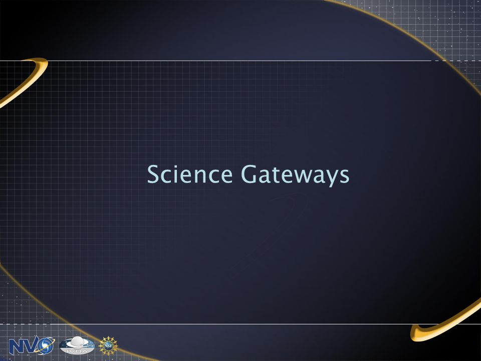 Science Gateways