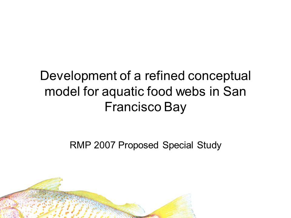Possible next steps in future years Refine estimates of sediment vs.