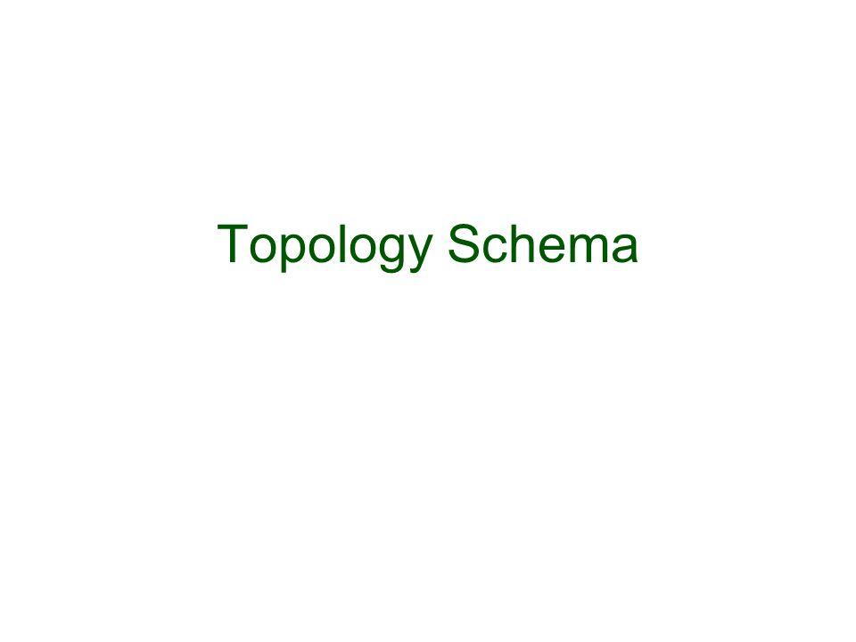 Topology Schema