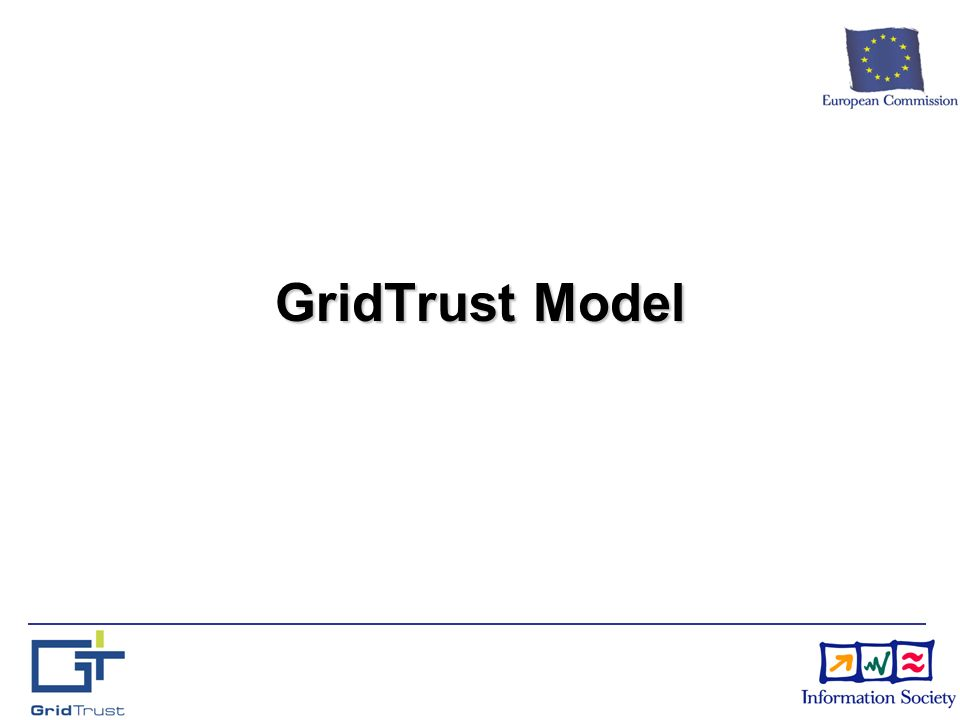 GridTrust Model