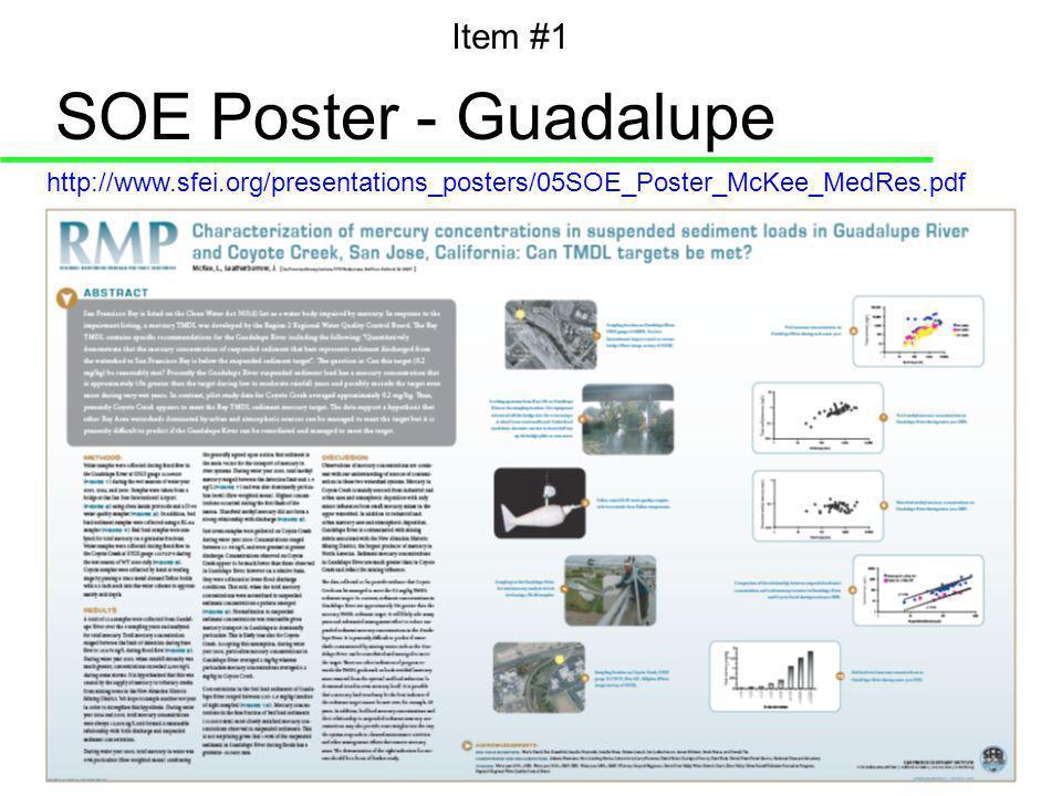 SOE Poster - Guadalupe http://www.sfei.org/presentations_posters/05SOE_Poster_McKee_MedRes.pdf Item #1