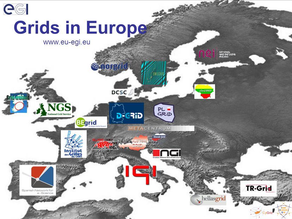 OGF-23www.eu-egi.eu10 Grids in Europe www.eu-egi.eu