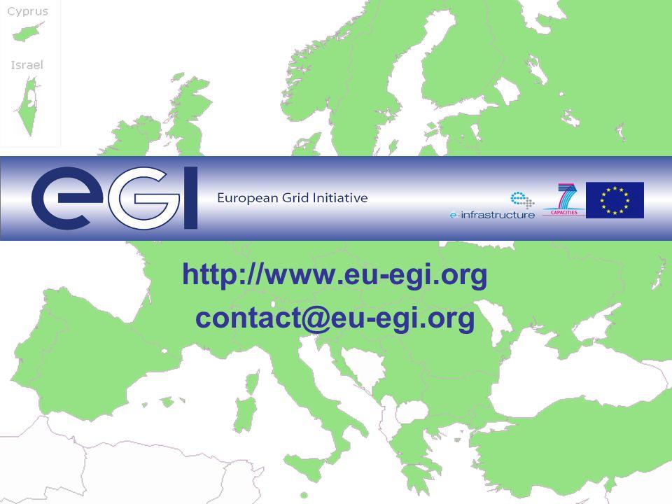 OGF-23www.eu-egi.eu29 http://www.eu-egi.org contact@eu-egi.org