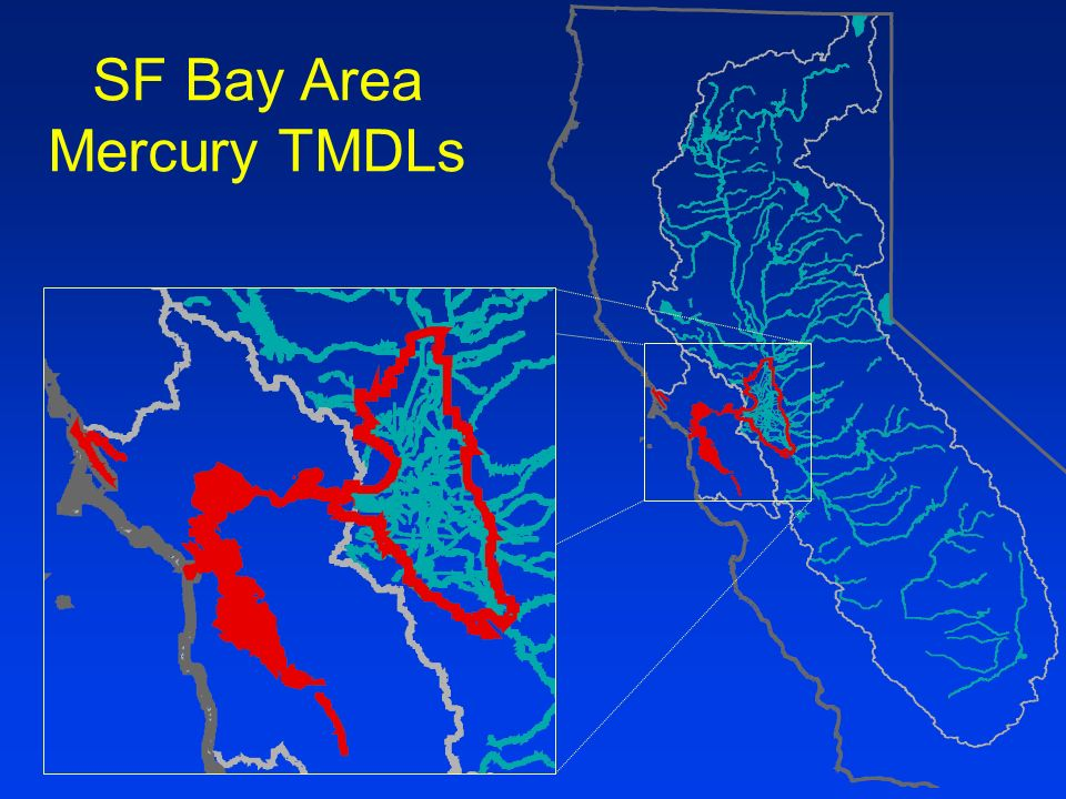 SF Bay Area Mercury TMDLs