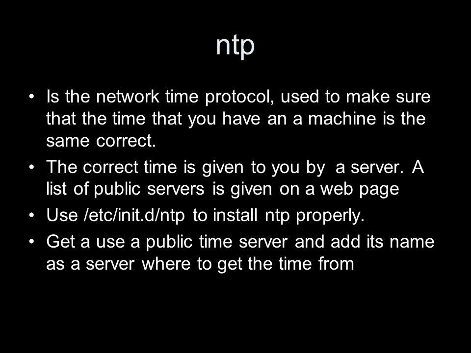 DNS A host name associates a human-friendly name with an IP address.