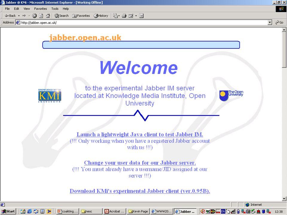 AKT Workshop January 2001 19