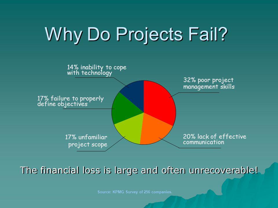Source: KPMG Survey of 256 companies.
