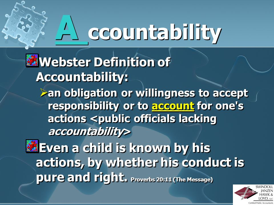 84 C haracter Webster Definition of Character: the complex of mental and ethical traits marking and often individualizing a person, group, or nation M