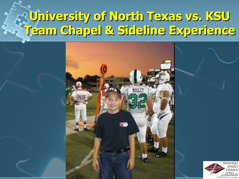 8 Marshall University Football Team Chapel & Sideline Experience