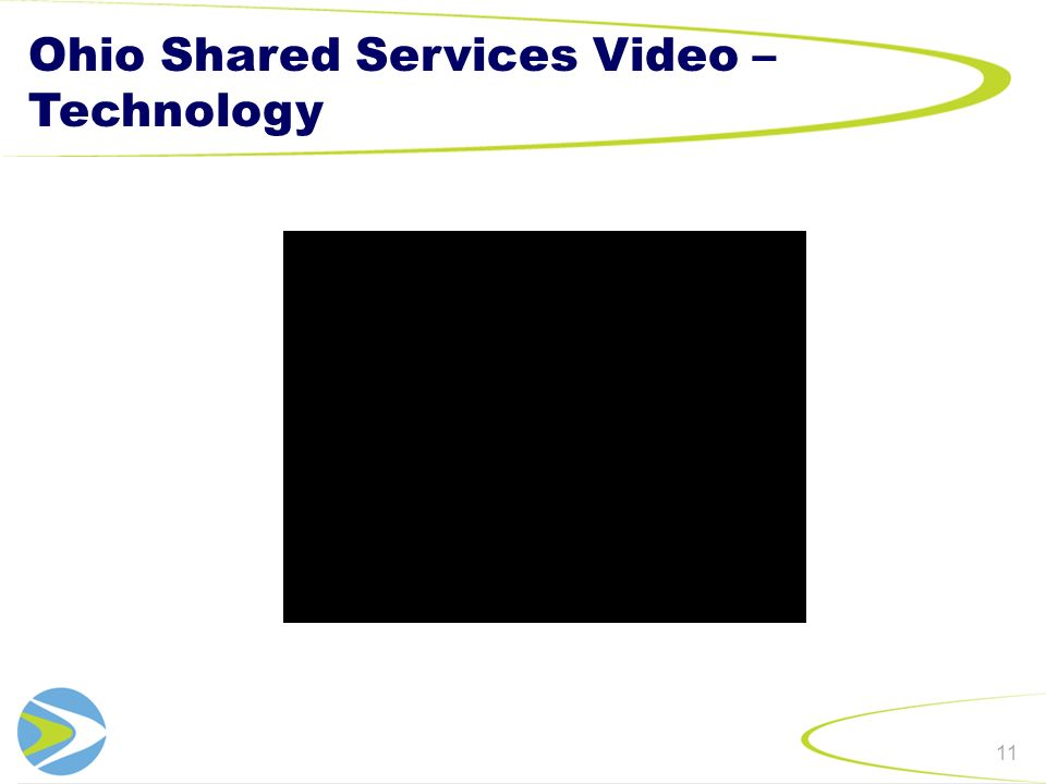 Ohio Shared Services Video – Service Management 10
