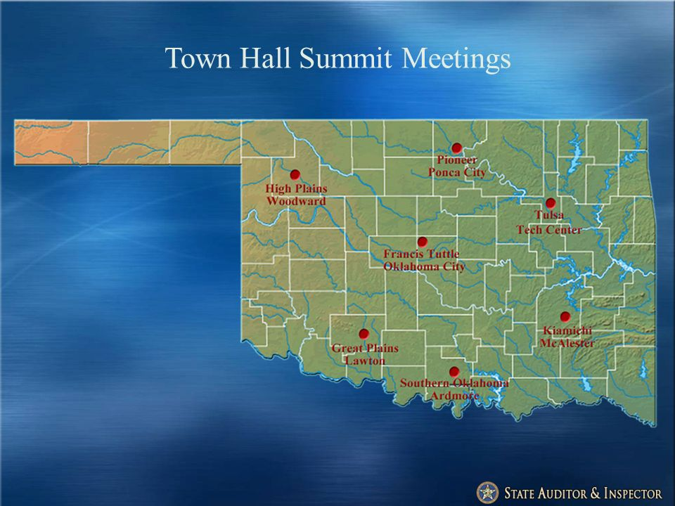 Town Hall Summit Meetings