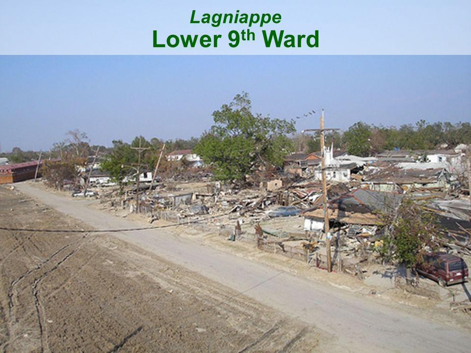 42 Lagniappe Lower 9 th Ward