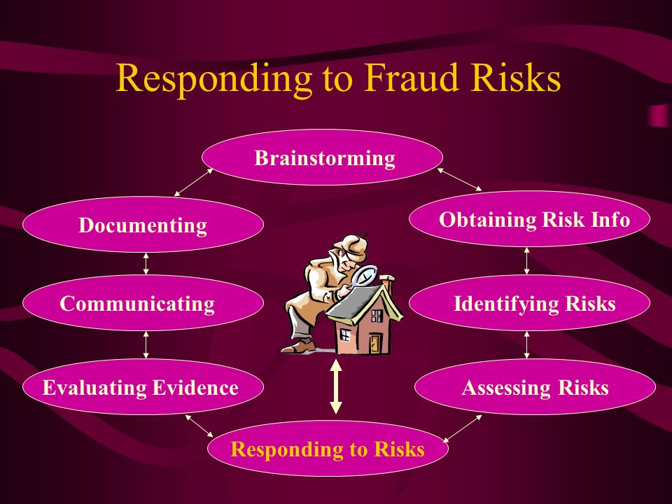 Responding to Fraud Risks There are three ways to respond:  General considerations related to the overall way the audit is conducted ' Change the nature, timing, or extent of audit procedures ƒ Performance of procedures to address the risks related to managements ability to override controls (New)