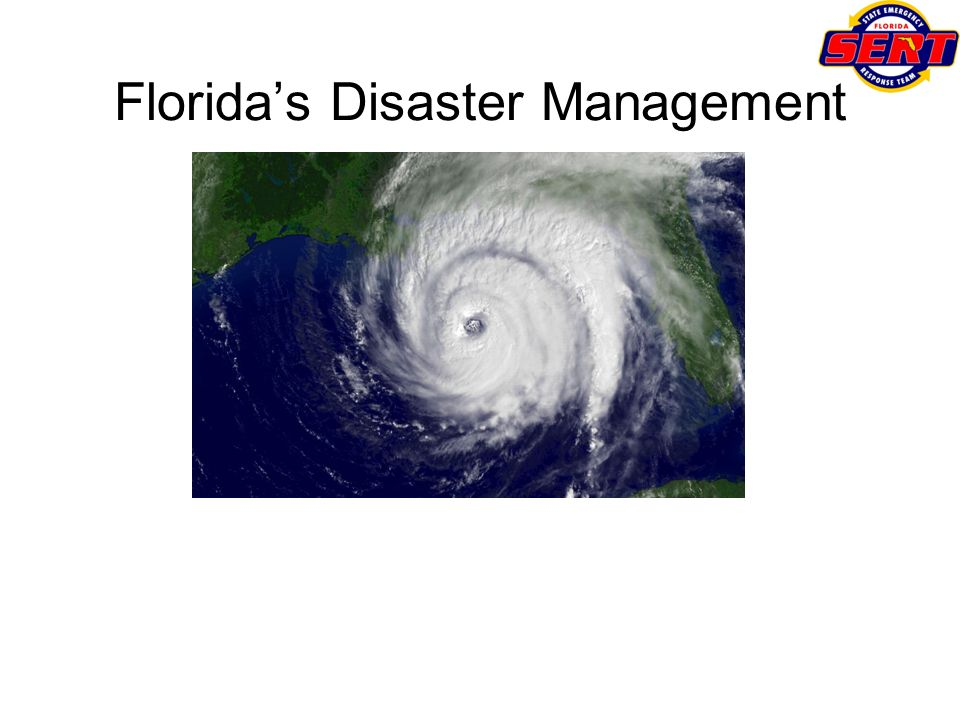 Floridas Disaster Management