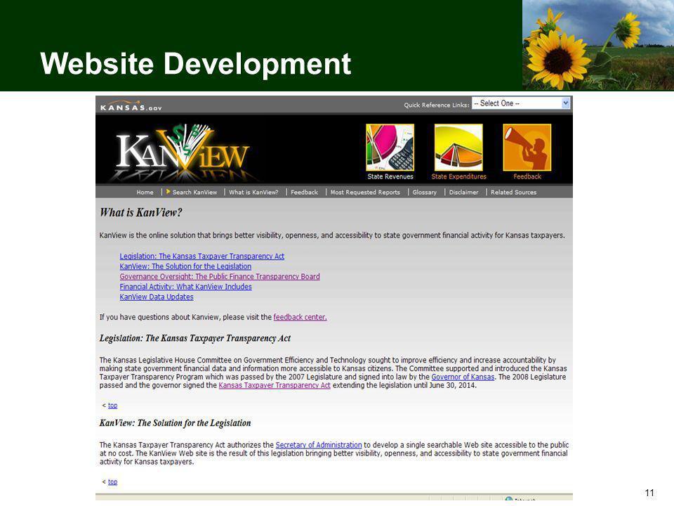 11 Website Development