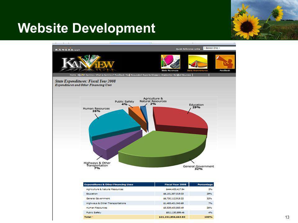13 Website Development