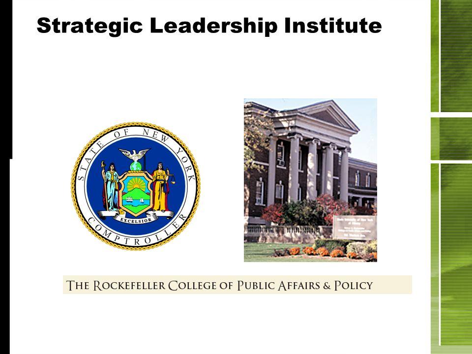 Strategic Leadership Institute