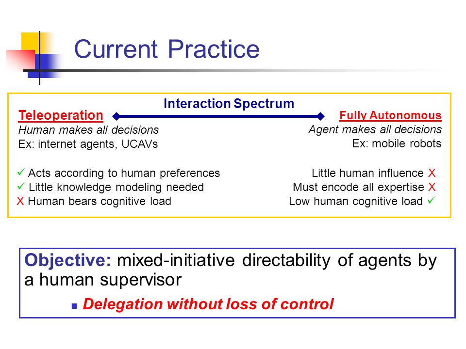 Desire Specification Abstract characterization of a class of desires Defined/used similarly to Activity Specification