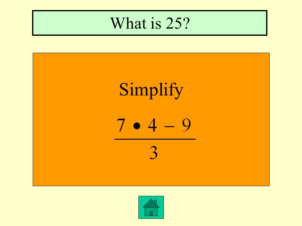 Give an algebraic expression triple for John age, y What is 3y