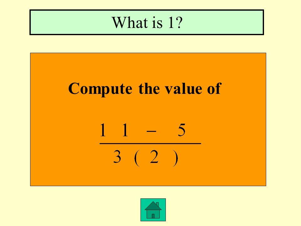 100 200 400 300 400 Order Number Sense Primes Algebraic Expressions 300 200 400 200 100 500 100