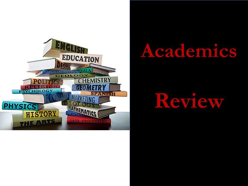 Academics Review