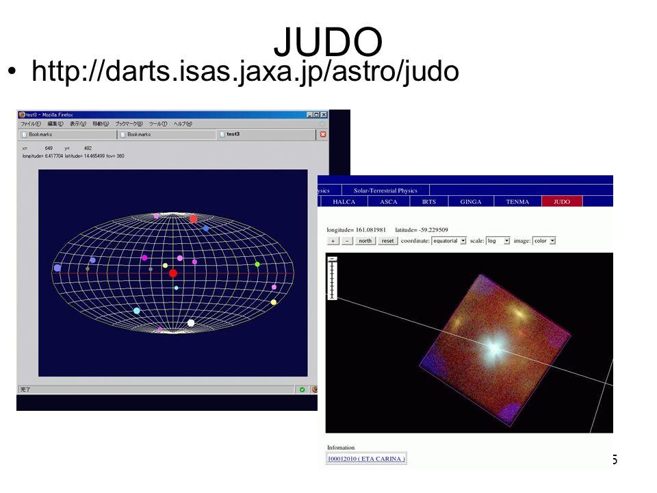 15 JUDO http://darts.isas.jaxa.jp/astro/judo